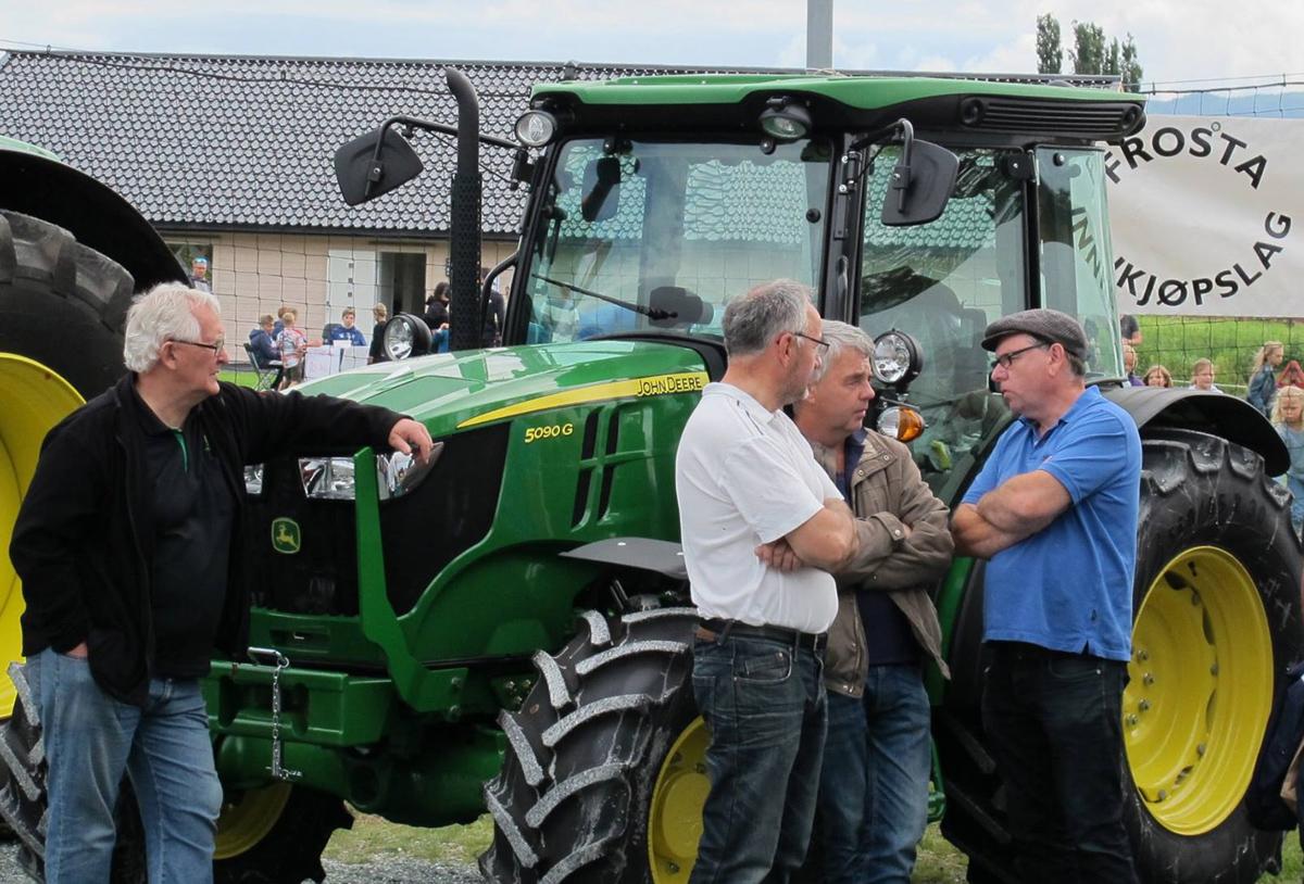 Traktordiskusjon